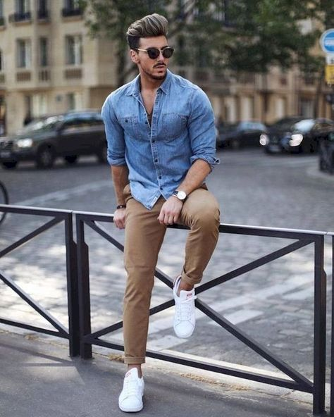 11 Comfort and Sophisticated Outfit Ideas For Men #Fashion  #Men Outfit #Men Outfit