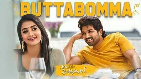 Butta Bomma Song Armaan Malik Mp3 Download 320kbps Armaan Malik New Buttabomma Song Mp3 Download Full Audio Telugu Movie In 2020 Songs Tamil Songs Lyrics Movie Songs