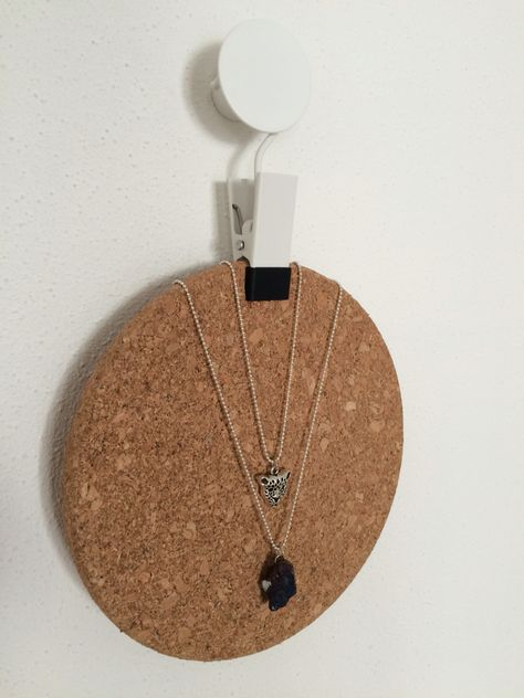 Ikea Heat Coaster And Enudden Hooks To Present Concept 0907 Jewelry