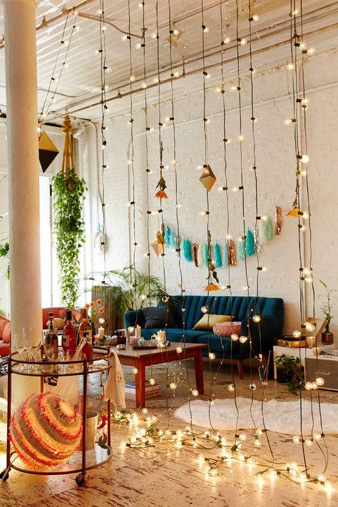 string lights #splendidspaces
