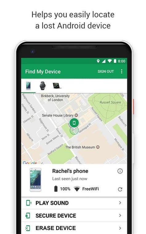 Temukan Perangkat Saya In 2020 App Android Smartphone