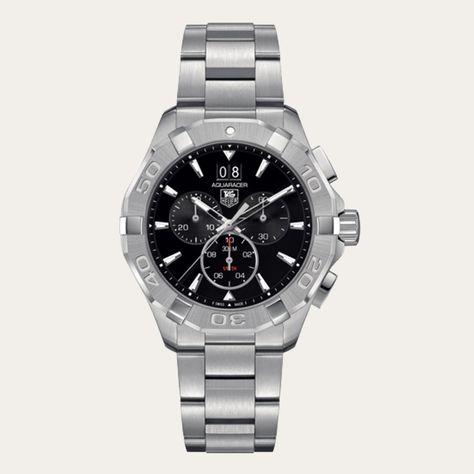 CAY1110.BA0927 TAG HEUER Aquaracer Men Watch | TimePieceStore (TPS)  #tagheuer #giftideas #giftideasformen #watchesformen #timepiecestore