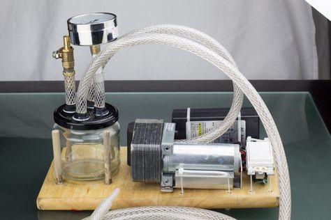 Diy Vacuum Pump Brew Vacuum Pump Diy Pumps