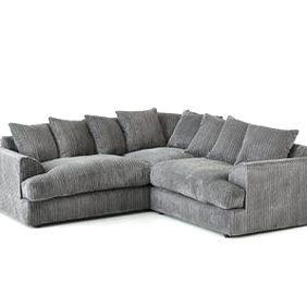 Corner Sofas Corner Sofa Beds Wayfaircouk In 2020 Corner Sofa Luxury Fabric Sofas Modular Corner Sofa