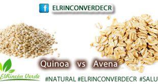 Comparacion Nutricional Quinoa Vs Avena Avena Quinoa Nutricional