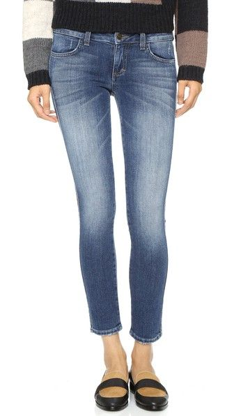 Siwy Womens Sara Low Rise Skinny Jeans in The Look of Love