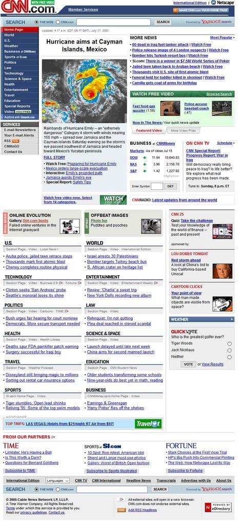 about com website