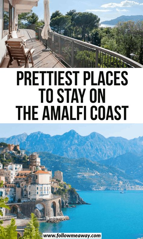 Hands Down, This Is Where To Stay On The Amalfi Coast