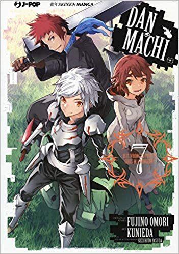 Download Danmachi 7 Pdf Gratis Ita Leggere Online Danmachi 7