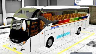 Livery Sinar Jaya Xhd Liverypohandoyo Liverybussid