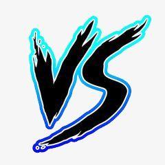 Vs Logo Design Art Logo Design Video Vs Logo
