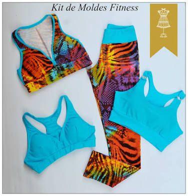 moldes gratis de tops fitness Pesquisa Google | Roupas