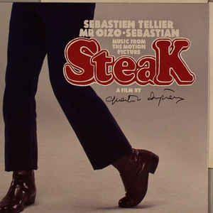 Sebastien Tellier Mr Oizo Sebastian 6 Music From The Motion Picture Steak Vinyl At Discogs