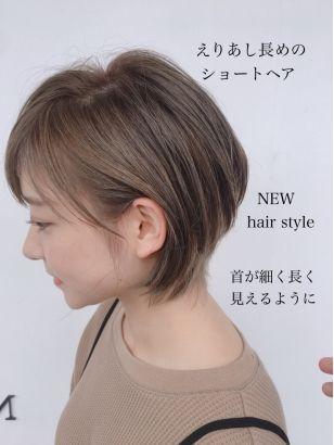 2019年夏 ショートの髪型 ヘアアレンジ 人気順 44ページ目