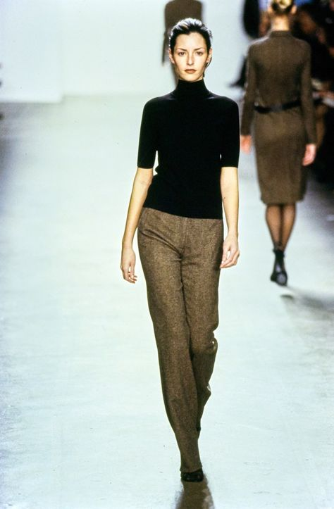 Calvin Klein Collection Fall 1999 Ready