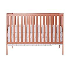 Amazon Com Dream On Me Synergy 5 In 1 Convertible Crib Natural Baby Cribs Convertible Crib Convertible