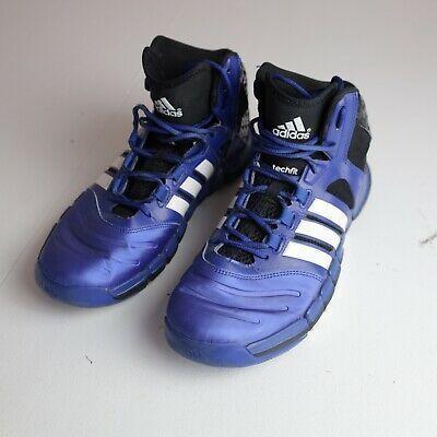 Melodrama Real Parásito  ADIDAS SPRINT WEB TECHFIT Mi BASKETBALL HIGH TOPS SIZE 9... | Shoes mens,  Nike air force max, Jordan spike