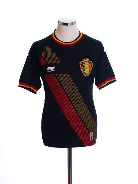 2014 15 Belgium Away Shirts Vintage Football Shirts Football Shirts