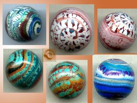 DIY Tutorials for Exciting Extruded Clay Beads
