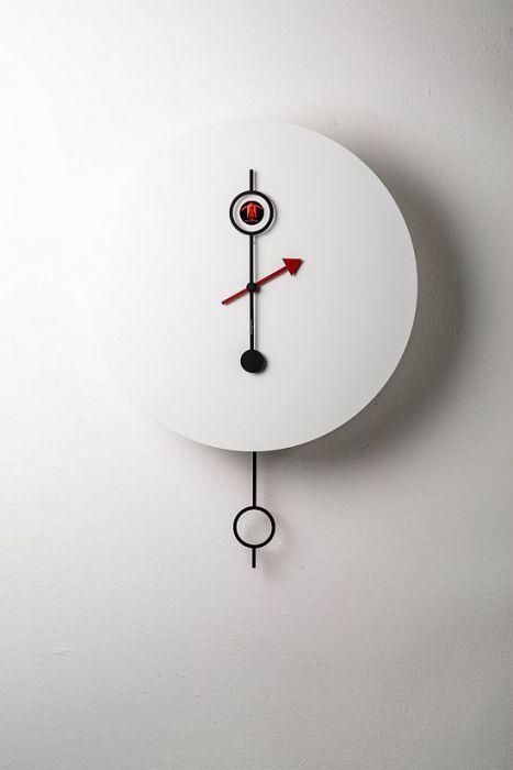Koekoeksklok Cipasso Modern Cuckoo Clocks Contemporary Wall Clock Clock