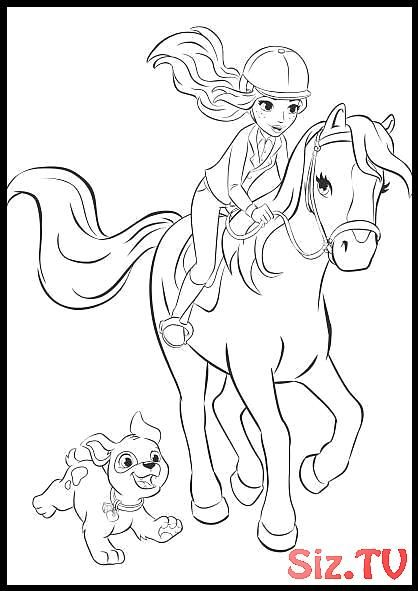Coloring Page Pictures Lego Friends Horses Coloring Page Clip Art Template Leg Horse Coloring Pages Horse Coloring Lego Coloring Pages