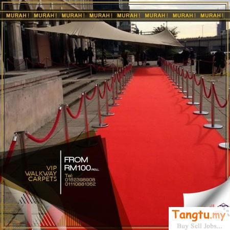 Vip Walkway Carpet For Your Events Party And Wedding Klang Walkway Wedding Walkway Carpet