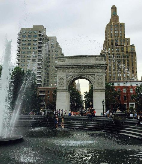 Washington Square Park - New York City