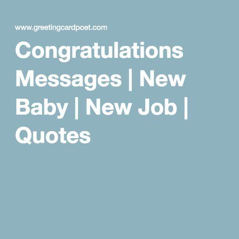 list of pinterest new job congratulations messages thanks images