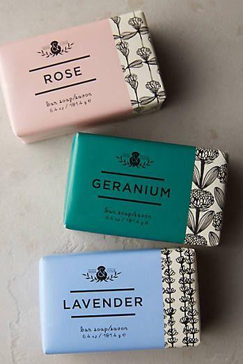 Thistle & Vine Bar Soap