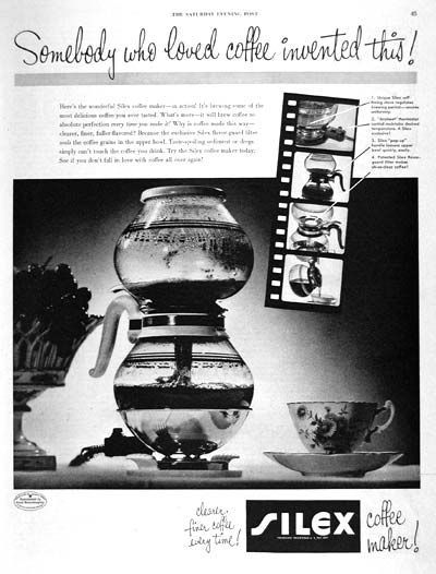 LE CAFE COFFEE BEANS POT GRINDER COFFEMAKER FRENCH VINTAGE POSTER REPRO