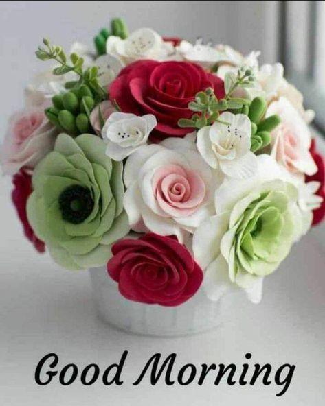 Beautiful Free Good Morning Wallpaper Good Morning Pics For Whatsapp Sweet Cute Good Mo Good Morning Flowers Good Morning Roses Good Morning Images Flowers
