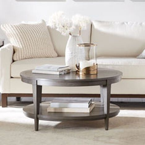 Glenavon Round Coffee Table Round Wood Coffee Table Coffee Table Round Coffee Table Round Wood Coffee Table