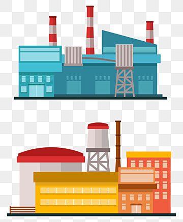 Factory Fabricacion Produccion La Industria Png Y Vector Para Descargar Gratis Pngtree In 2021 Industrial Engineering Vector Technology Nuclear Engineering