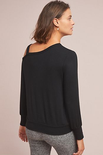 4919debb40dee love the softness, the color, the subtle stripe, the length and the v neck.  | My Style Board - for Stitch Fix inspiration | Tunic, Fashion plates,  Fashion