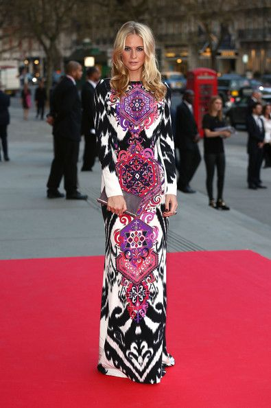 Poppy Delevingne Photos: Arrivals at the Glamour of Italian Fashion