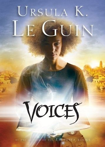 Voices -- a young woman discovers the power of words in a dystopic society