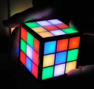 Light-up rubix cube!