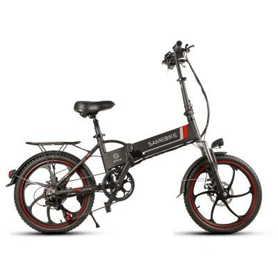 Samebike 20 Inch 20lvxd30 Aluminum Alloy Foldable Electric Bicycle