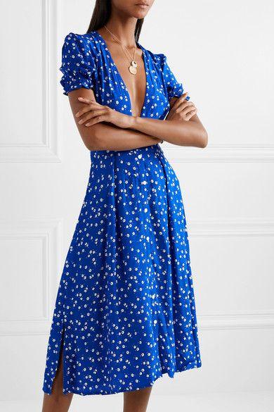 46+ Cobalt printed midi dress ideas