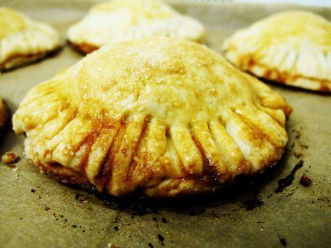 Cinnamon Pear Gluten Free Hand Pies