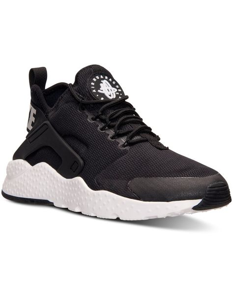 online store f899b 725ef Nike Women s Air Huarache Run Ultra Running Sneakers from Finish Line