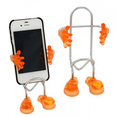 Cell Phone Stand Holder Goose Mount Universal Iphone Samsung Portable Adjule And