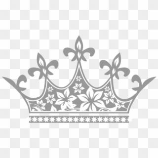 Beauty Pageant Clipart Hd Png Download Clip Art Crown Png Crown Silhouette