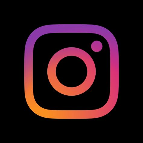 Instagram Icon Instagram Logo Simple Icon Purple Icon Ig Icon