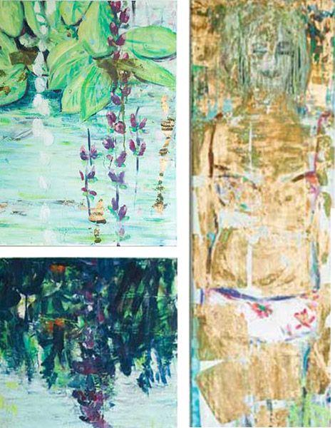 Agneta Livijn | Paintings | Painting, Art, Color