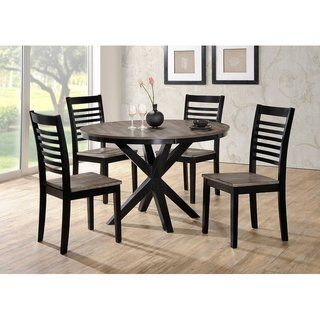 Overstock Com Online Shopping Bedding Furniture Electronics Jewelry Clothing More Dining Table Round Wood Dining Table Dining Table In Kitchen