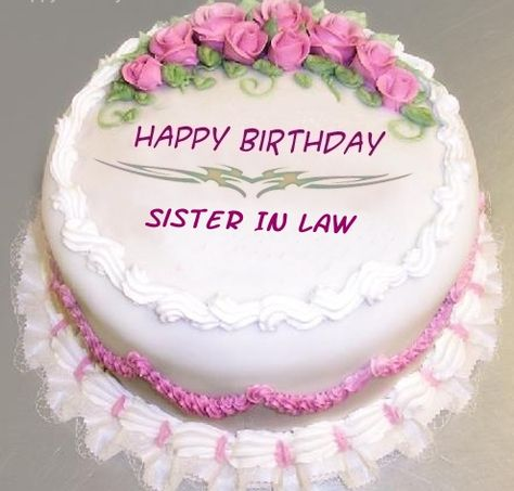 Birthday Cake To Sister In Law 2 Png 495 474 Happy Birthday