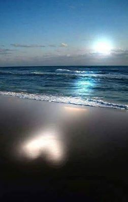 cool Heaven shines love upon the earth, upon the oceans and the mountains. Photoshopp...
