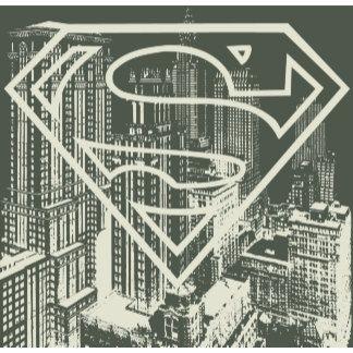 Superman Stylized Green Metropolis Logo Superman Coloring Pages Metropolis Metropolis Superman