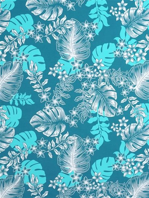 Michael Miller Into The Deep Sea Anemones Fabric by The Yard Lagoon